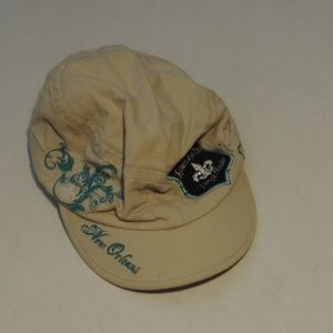 'News Orleans' Style Cap